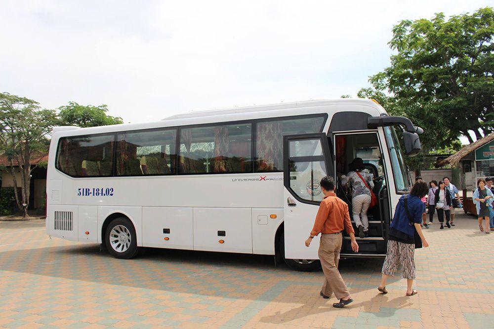 dịch vụ cho thuê xe du lịch tại Đồng Tháp
