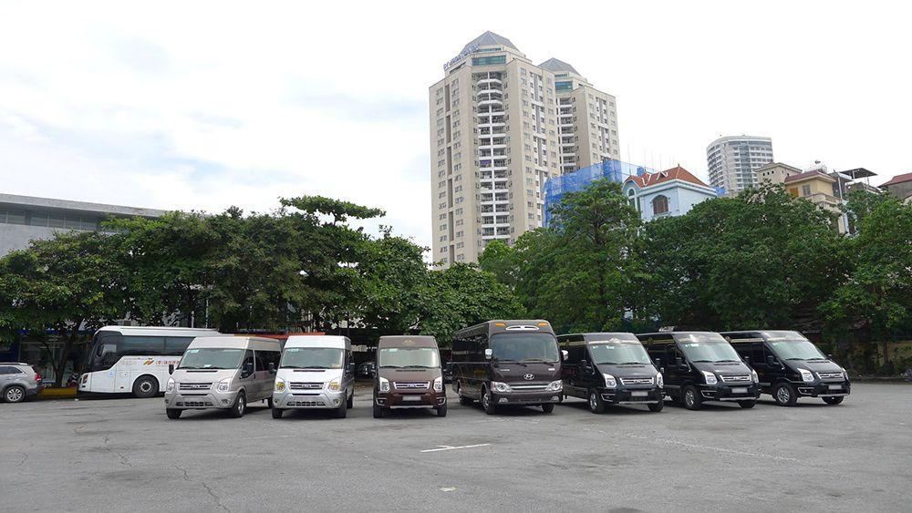thuê xe ở Tiền Giang