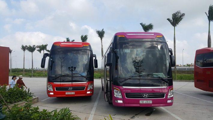 Công ty cho thuê xe 45 chỗ tại Vĩnh Long uy tín