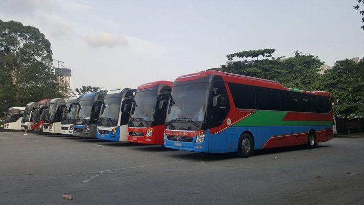 dịch vụ cho thuê xe 45 chỗ tại Đồng Tháp