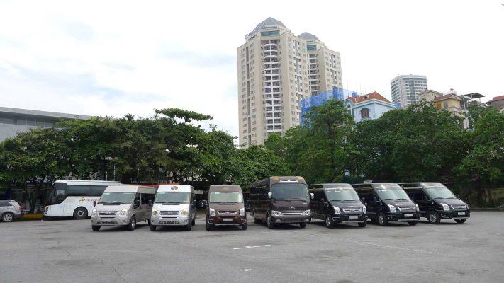 Dịch vụ cho thuê xe 16 chỗ tại Đồng Tháp
