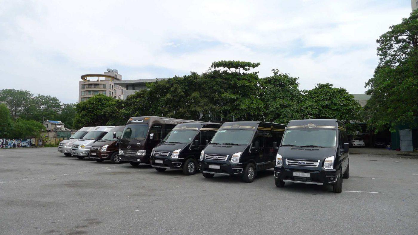 Dịch vụ cho thuê xe 16 chỗ tại Tiền Giang Mỹ Tho