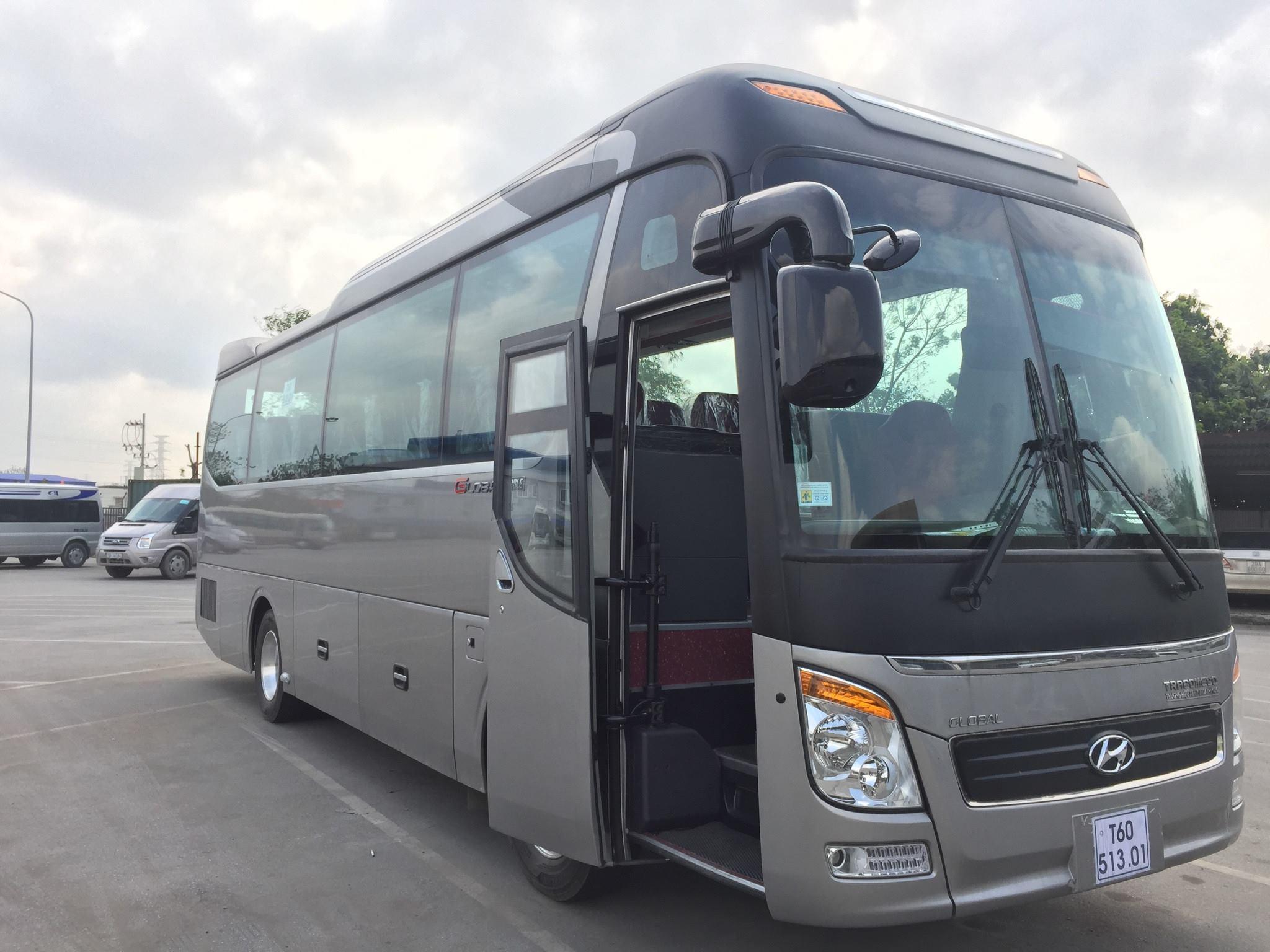 Dịch vụ cho thuê xe 29 chỗ tại Đồng Tháp
