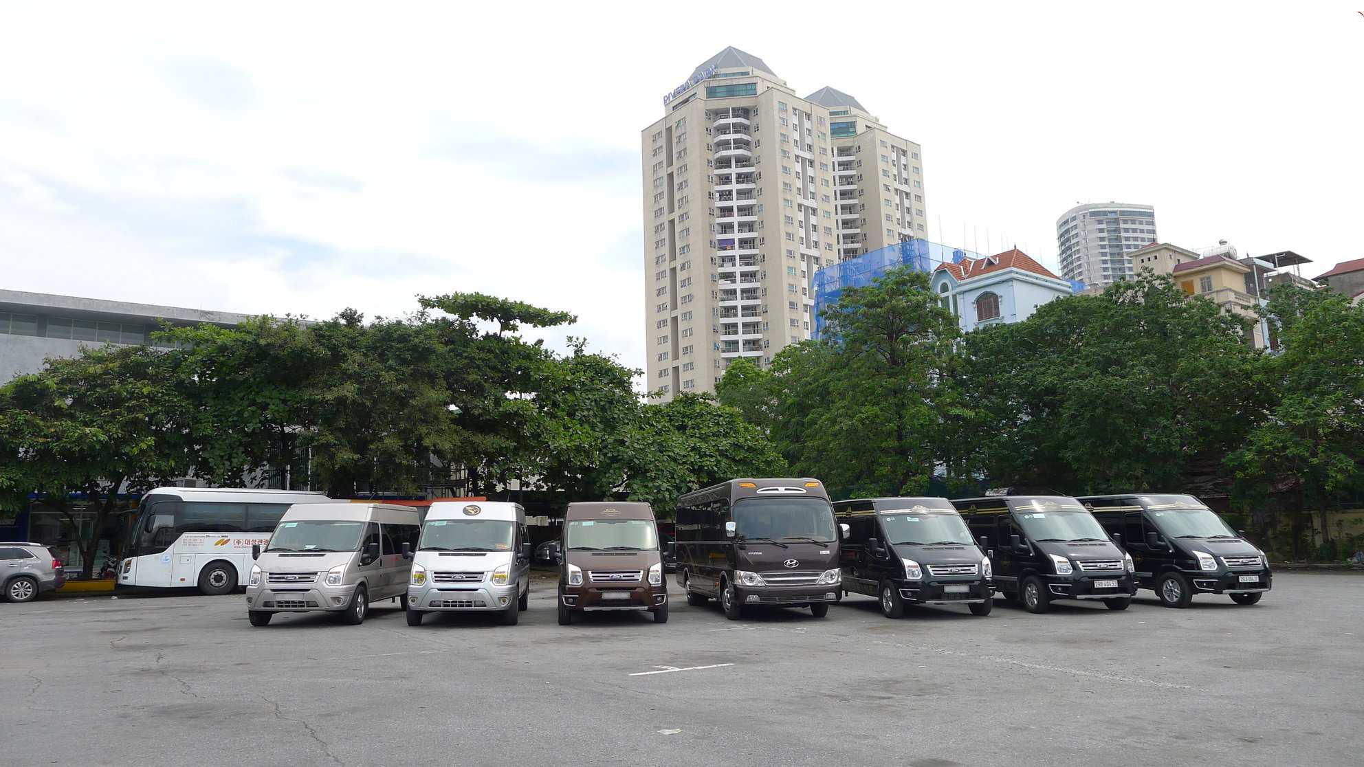 dịch vụ cho thuê xe 16 chỗ tại Cao Lãnh Đồng Tháp