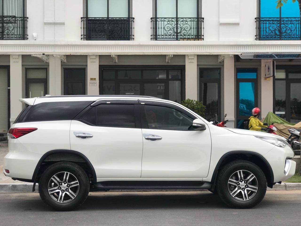 Cho thuê xe 7 chỗ tại Đồng Tháp giá rẻ