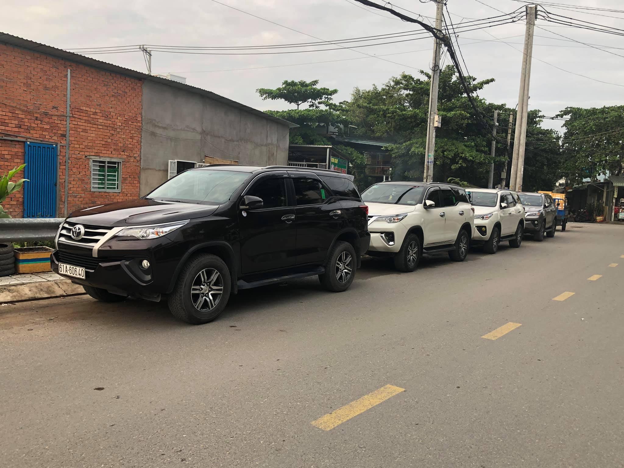 thuê xe 7 chỗ tại Tiền Giang giá rẻ