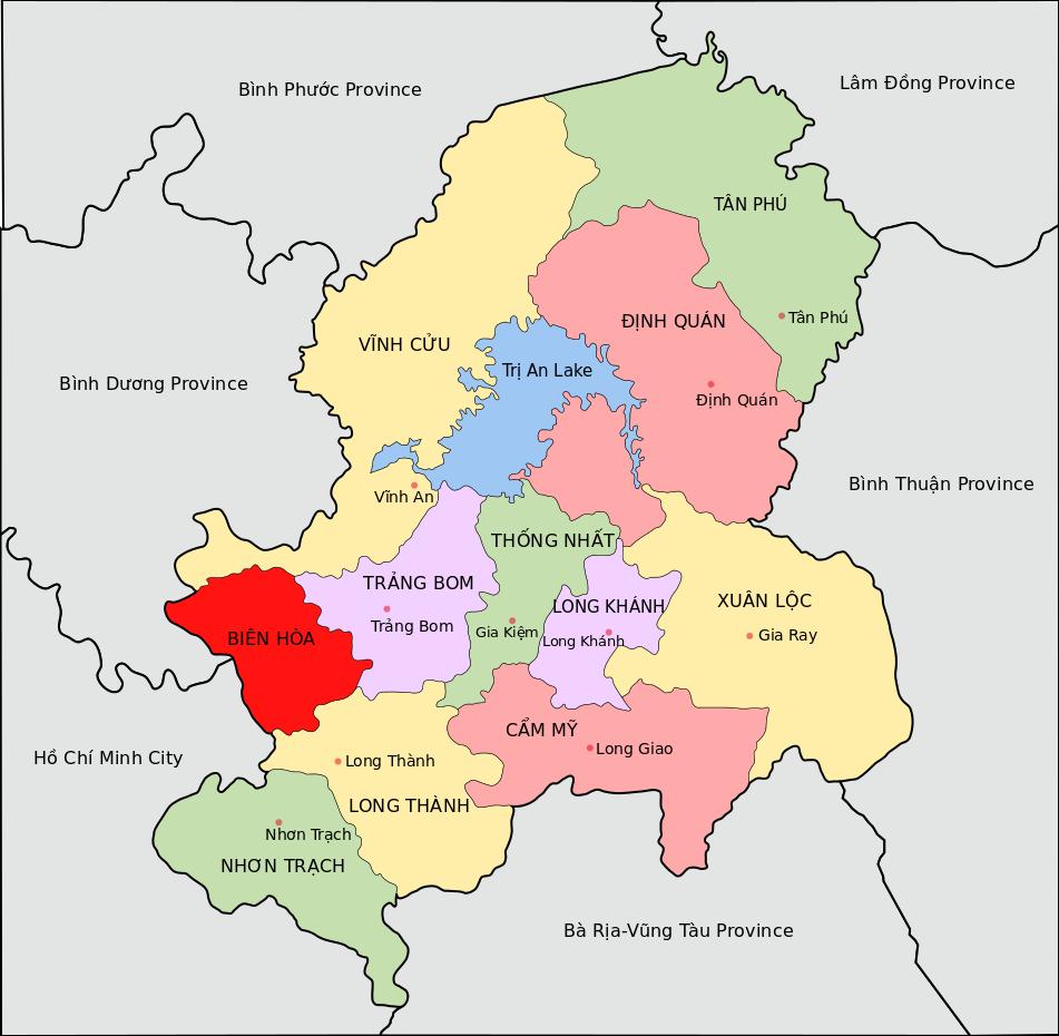 Biên Hoà Đồng Nai