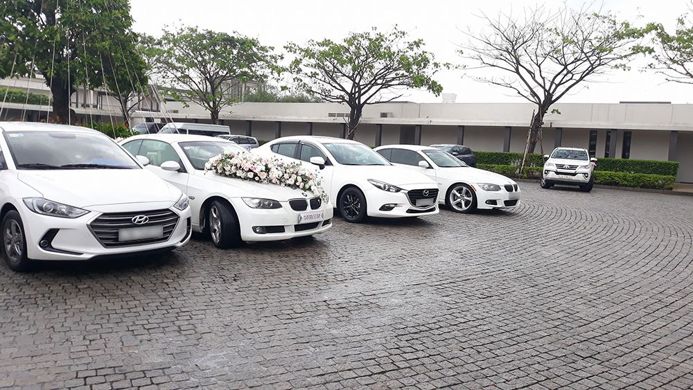 Cho thuê xe du lịch tại Long Xuyên An Giang
