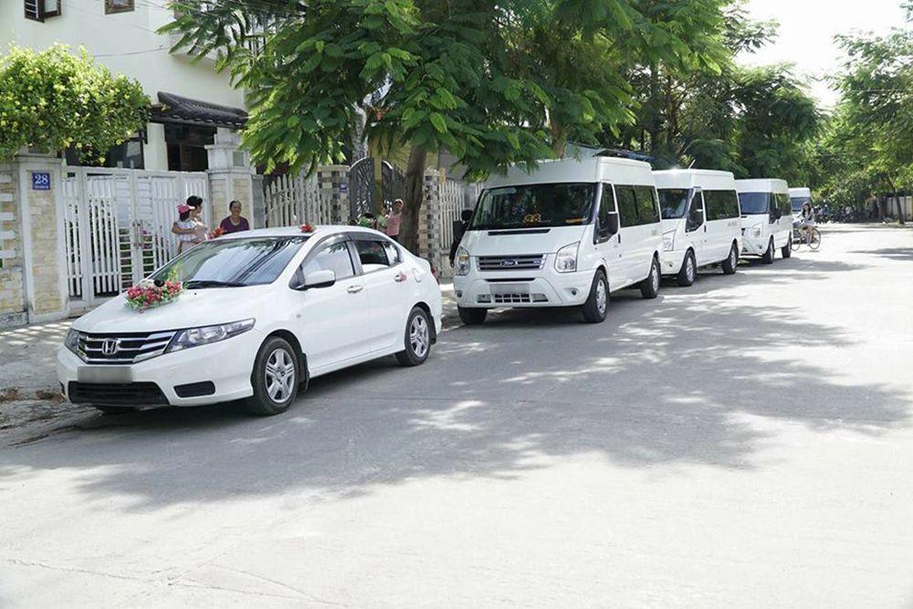 Thuê xe tại An Giang giá rẻ