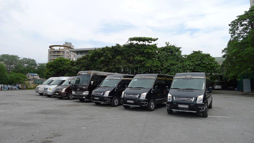 cho thuê xe 16 chỗ tại Hồ Chí Minh