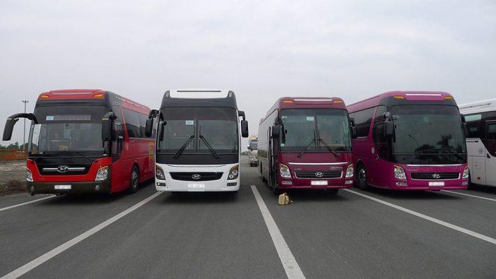 cho thuê xe du lịch tại TPHCM uy tín