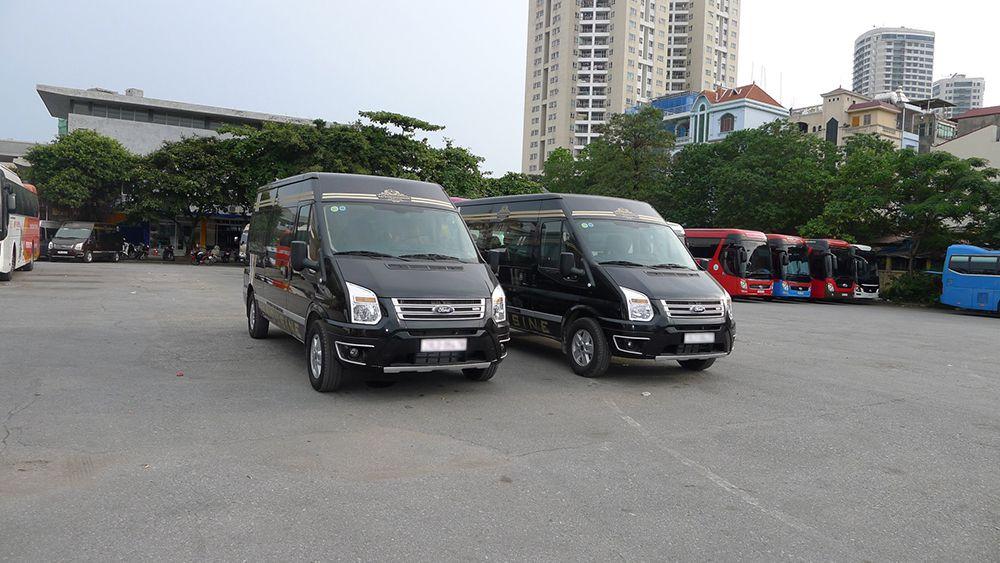 công ty cho thuê xe 16 chỗ tại TPHCM
