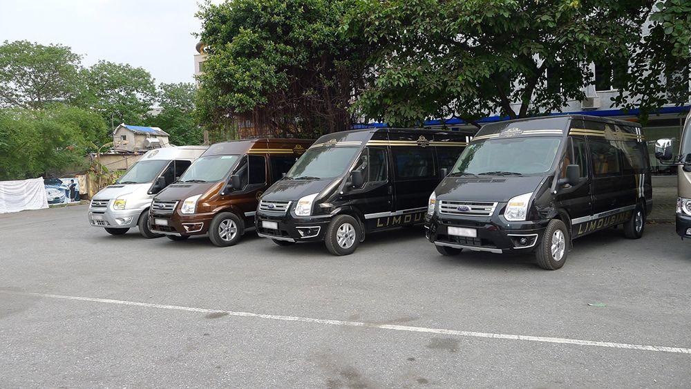 dịch vụ cho thuê xe 16 chỗ tại TPHCM