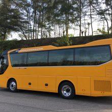 Dịch vụ cho thuê xe du lịch 29 & 30 chỗ tại TPHCM