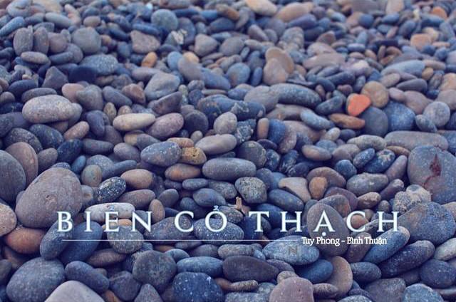 Biển Cổ Thạch Tuy Phong tỉnh Bình Thuận