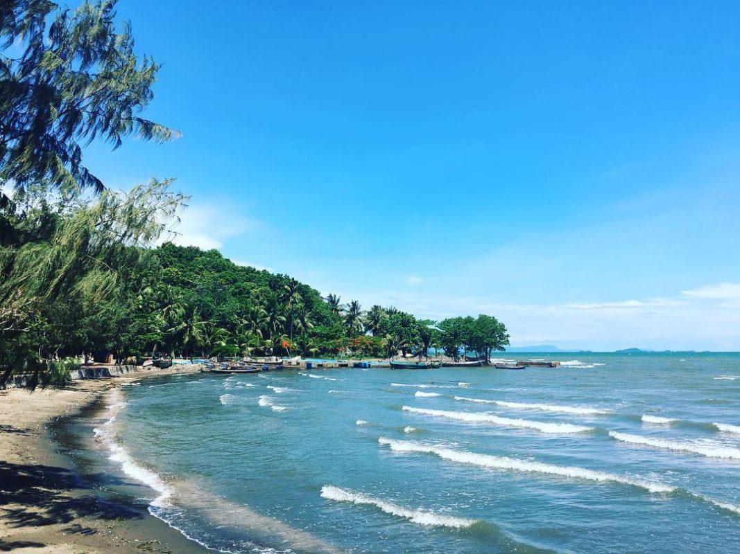 Biển Mũi Nai Hà Tiên