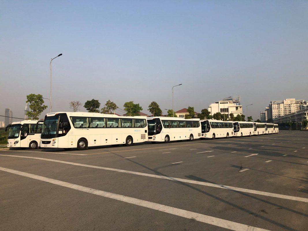 công ty cho thuê xe du lịch tại Gò Vấp