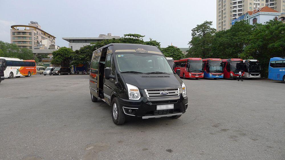 Thuê xe 16 chỗ tại Thủ Dầu Một