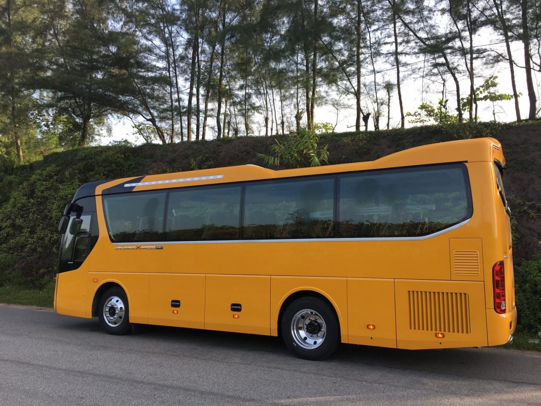 Thuê xe 29 chỗ tại Thủ Dầu Một