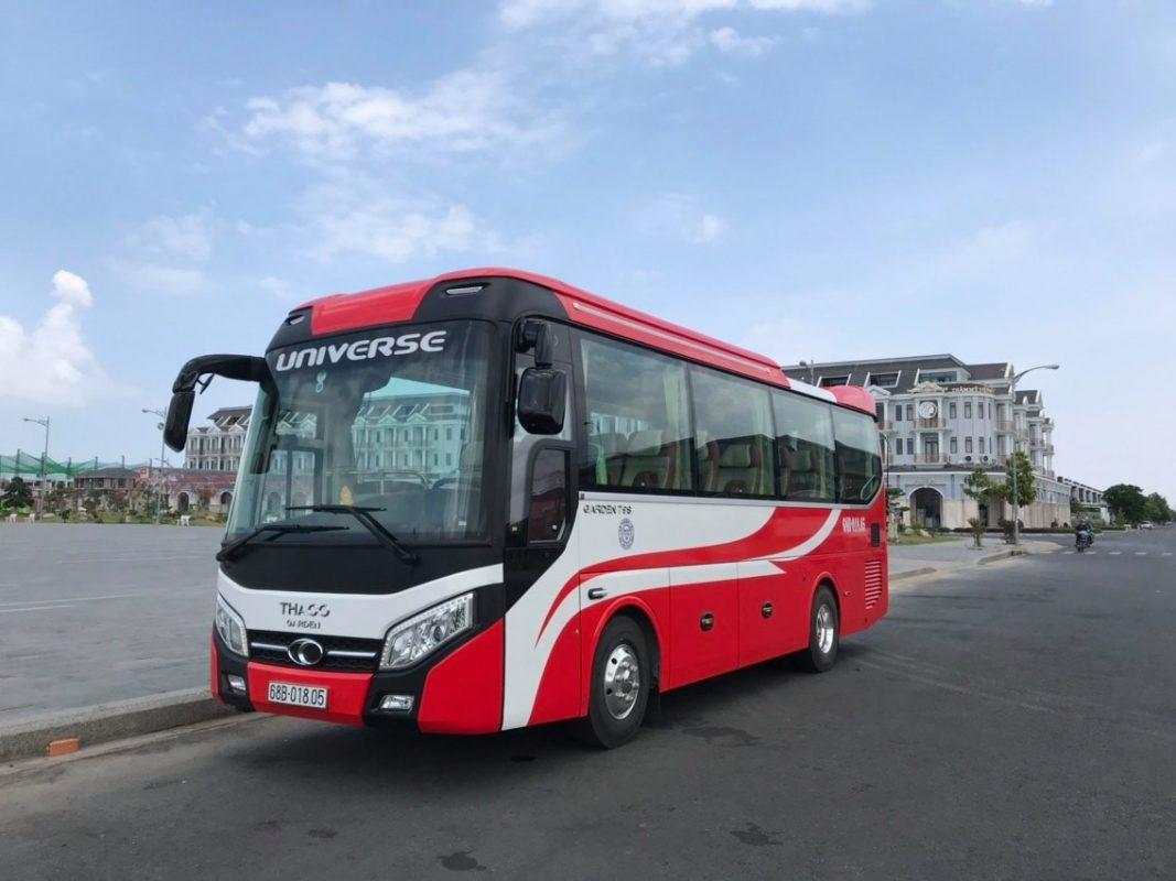 Thuê xe du lịch 29 chỗ đi Tây Ninh