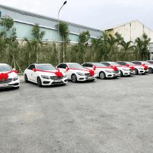 Dịch vụ cho thuê xe hoa cưới giá rẻ tự lái ở Sài Gòn