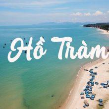 Cho thuê xe đi Hồ Tràm giá rẻ