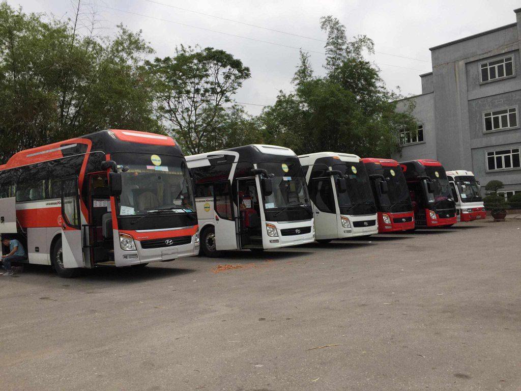thuê xe Sài Gòn đi Hồ Tràm