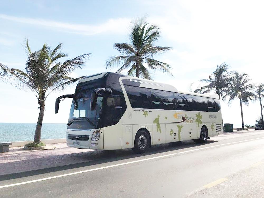thuê xe đi Ninh Thuận giá rẻ