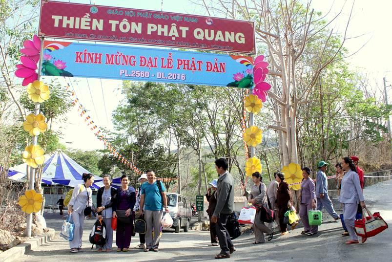 Thiền Tôn Phật Quang