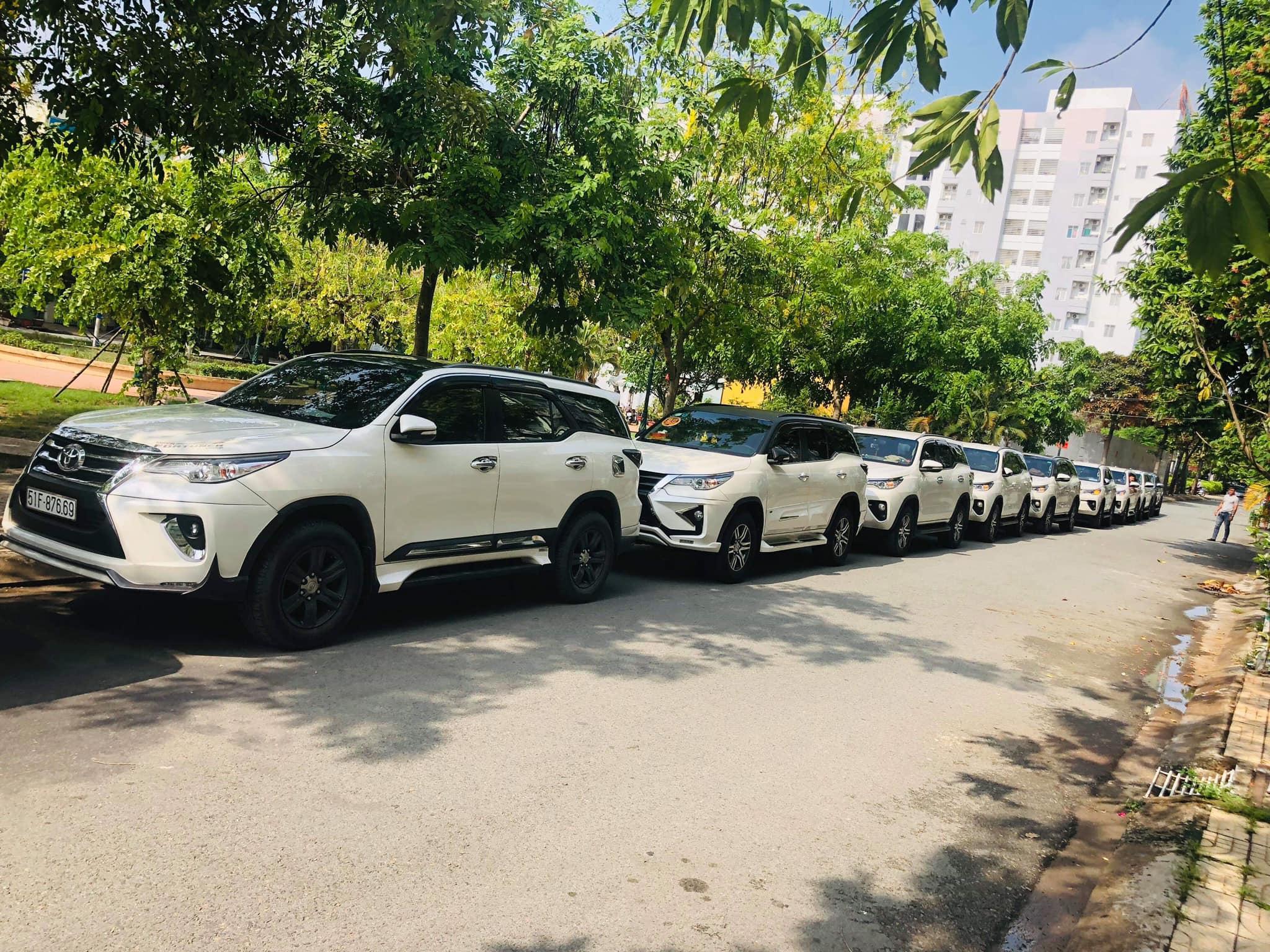 thuê xe 7 chỗ từ Sài Gòn đi An Giang