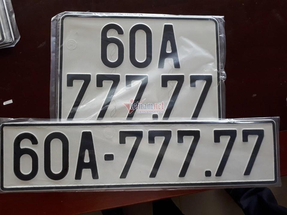 Ý nghĩa biển số xe tứ quý 7777