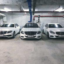 Dịch vụ cho thuê xe Mercedes theo tháng tự lái TPHCM