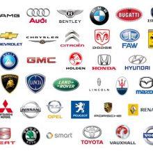 Những logo xe ô tô và các hãng xe hơi nổi tiếng trên thế giới