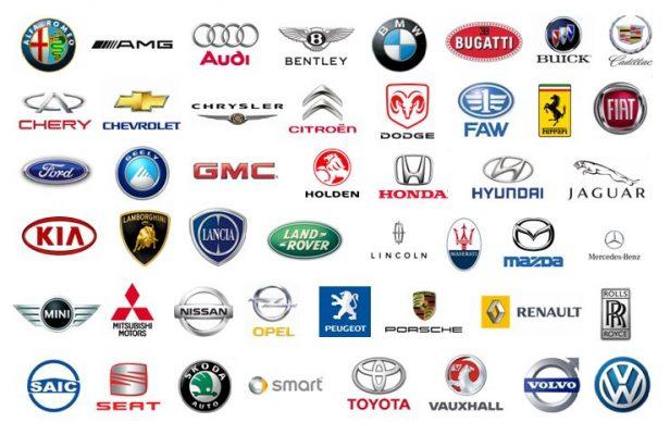 logo xe hơi