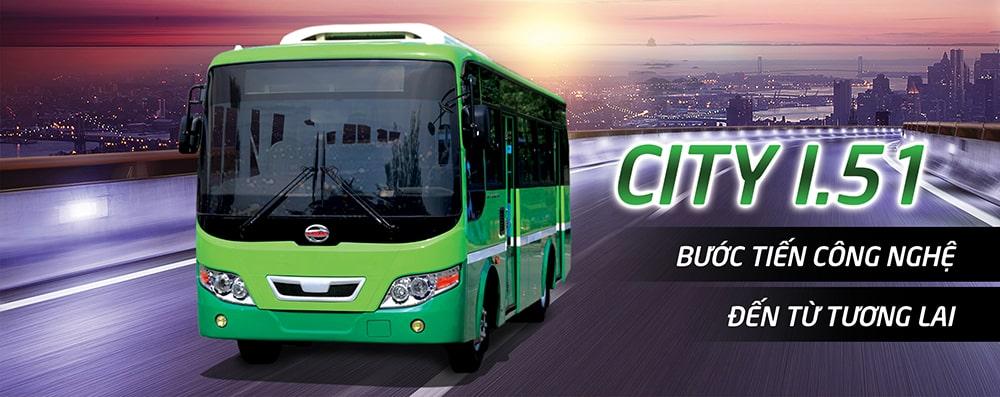 Giá xe bus Samco I.51