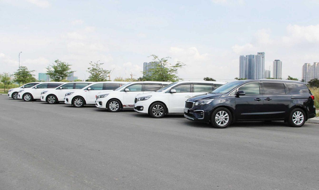 công ty Hàn Quốc cần thuê xe HCM