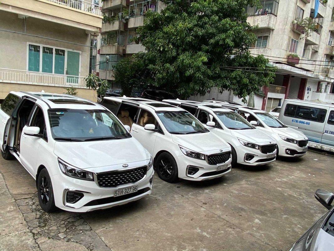 công ty nước ngoài cần thuê xe