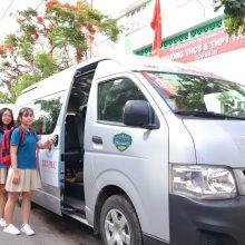 Hợp đồng thuê xe đưa đón học sinh TPHCM giá rẻ